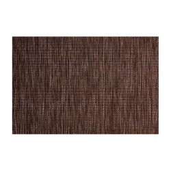 Placemat Bown and Black - Pvc Brown/black - Asa Selection