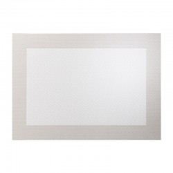 Placemat Pearl Metallic - Pvc - Asa Selection