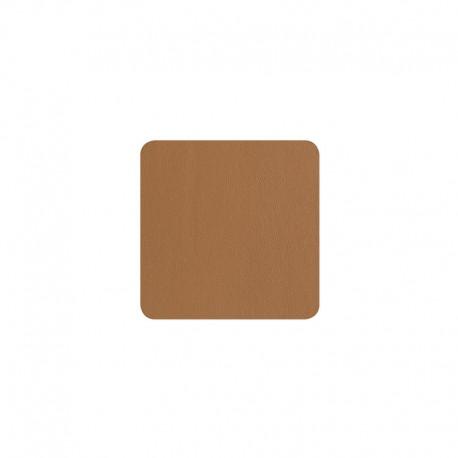 Conjunto de 4 Bases para Copos - Leder Caramelo - Asa Selection ASA SELECTION ASA7832420
