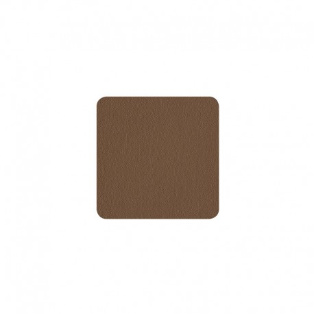 Set of 4 Coasters - Leder Brown - Asa Selection ASA SELECTION ASA7833420