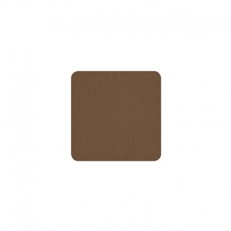 Set Of 4 Coasters - Leder Brown - Asa Selection ASA SELECTION ASA7833420