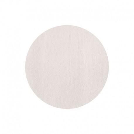 Mantel Individual Redondo - Leder Blanco - Asa Selection ASA SELECTION ASA7850420