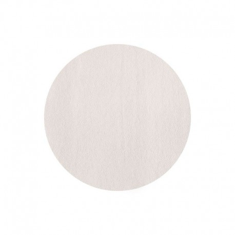 Placemat Round White - Leder - Asa Selection ASA SELECTION ASA7850420