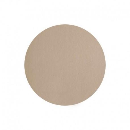 Placemat Round - Leder Stone - Asa Selection ASA SELECTION ASA7851420