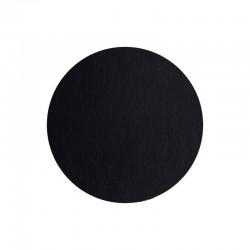 Placemat Round - Leder Black - Asa Selection ASA SELECTION ASA7855420