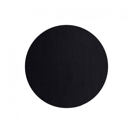 Mantel Individual Redondo Negro - Leder - Asa Selection ASA SELECTION ASA7855420