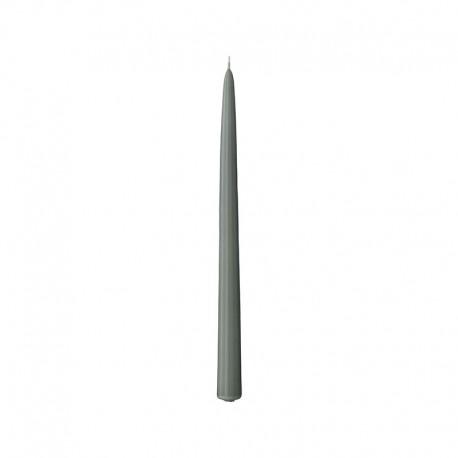 Vela Taper 30Cm (4Un)- Lux Verde - Aytm   AYTM