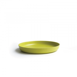 Serving Tray Ø30Cm - Bambino Lime - Biobu