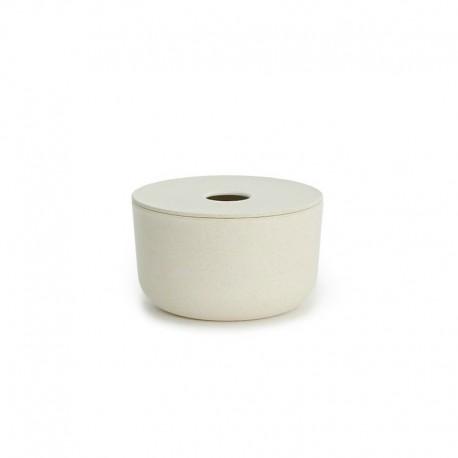 Small Storage Box - Baño White - Ekobo | Small Storage Box - Baño White - Ekobo