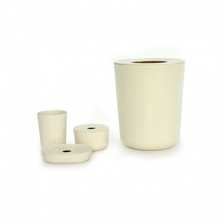 Bathroom Set White - Baño - Biobu BIOBU EKB36875