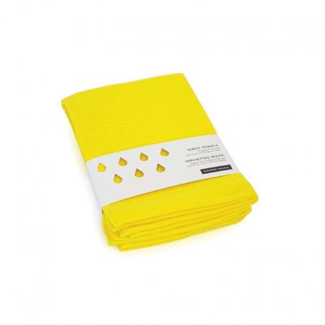 Guest Towel Set - Baño Lemon - Ekobo Home EKOBO HOME EKB68913