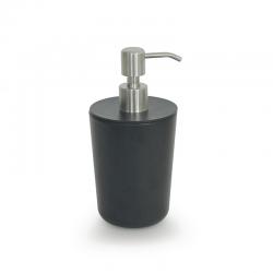 Dosificador De Jabón - Baño Negro - Biobu