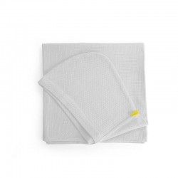 Kid´S Hooded Towel - Bambino White - Ekobo Home