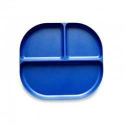 Tabuleiro Com Divisórias - Bambino Azul Royal - Biobu