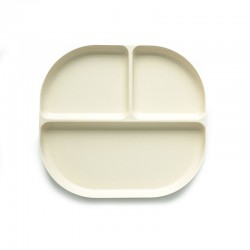 Divided Tray - Bambino White - Biobu