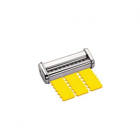 Pasta Cutter T.12 Reginette Lasagnette - Simplex Titania Silver - Imperia IMPERIA IMP278