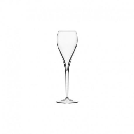 Set of 6 Champagne Glasses - Privé Flûte Transparent - Italesse ITALESSE ITL3048