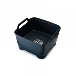 Dishwashing Bowl - Wash&Drain Grey - Joseph Joseph
