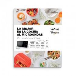 Livro De Receitas - Lo Mejor De La Cocina Al Microondas - Es - Lekue