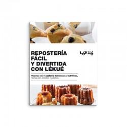 Livro De Receitas - Pastelaria Fácil E Divertida Com A Lékué (Es) - Lekue
