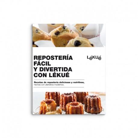 Livro De Receitas - Pastelaria Fácil E Divertida Com A Lékué (Es) - Lekue LEKUE LKLIB00048