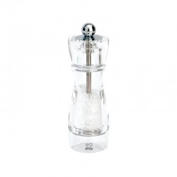 Salt Mill - Vittel Transparent - Peugeot Saveurs | Salt Mill - Vittel Transparent - Peugeot Saveurs