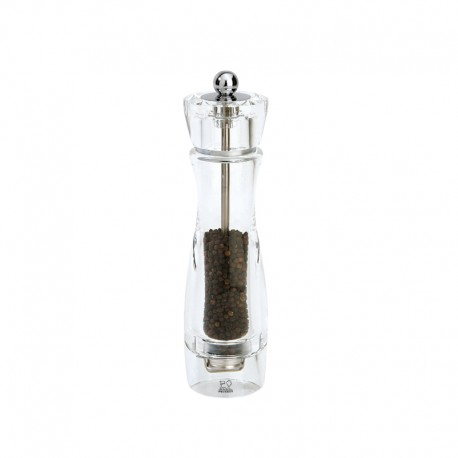 Pepper Mill - Vittel Transparent - Peugeot Saveurs | Pepper Mill - Vittel Transparent - Peugeot Saveurs