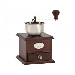 Coffee Mill 21cm - Brésil Walnut - Peugeot Saveurs