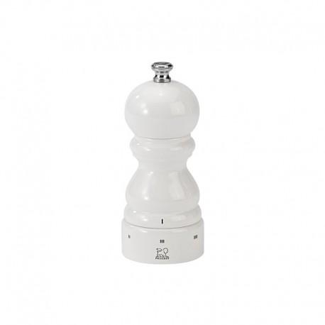 Pepper Mill 12cm - Paris U´Select White Lacquered - Peugeot Saveurs PEUGEOT SAVEURS PG27780