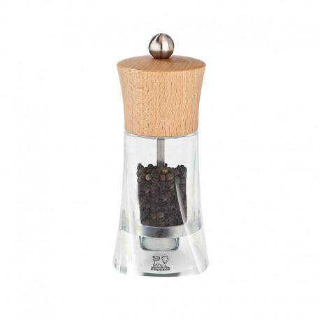 Pepper Mill 14cm - Oleron Natural - Peugeot Saveurs | Pepper Mill 14cm - Oleron Natural - Peugeot Saveurs