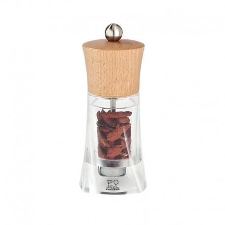 Chili Pepper Mill 14cm - Oleron Natural - Peugeot Saveurs PEUGEOT SAVEURS PG28398