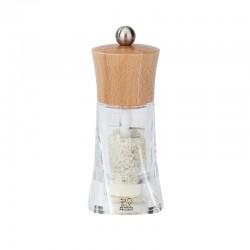 Wet Salt Mill 14cm - Oleron Natural - Peugeot Saveurs
