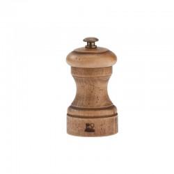 Salt Mill 10cm - Bistro Antique Patina - Peugeot Saveurs