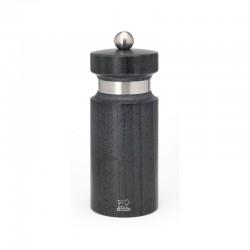 Molinillo de Sal 14cm - Royan Gris Metalizado - Peugeot Saveurs