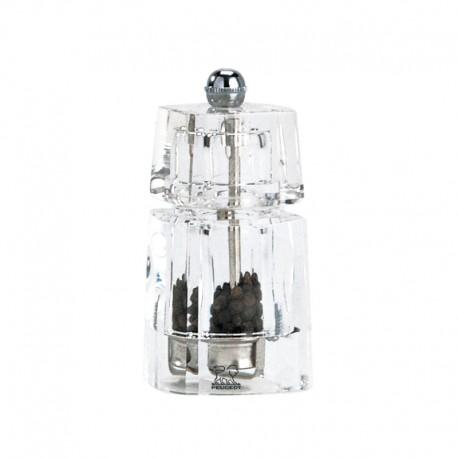 Pepper Mill 11cm - Chaumont Transparent - Peugeot Saveurs PEUGEOT SAVEURS PG940211