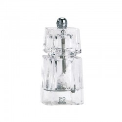 Salt Mill 11cm - Chaumont Transparent - Peugeot Saveurs