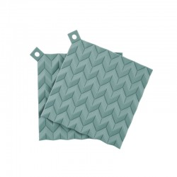 Pot Holder (X2) Green - Rig-tig RIG-TIG RTZ00208-2