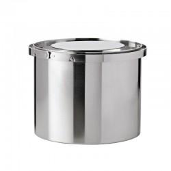 Ice Bucket Arne Jacobsen 2,5L Silver - Stelton