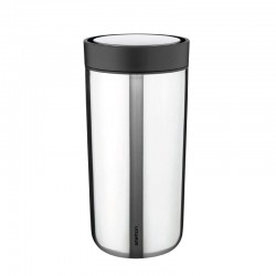 Thermal Cup 340ml - To Go Click Steel - Stelton STELTON STT580