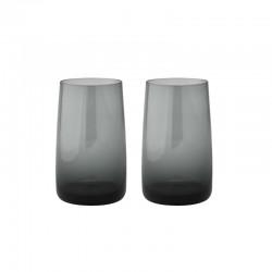 Copos De Água 35Cl (2X) - Emma Cinza - Stelton STELTON STTX-221
