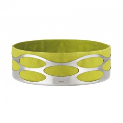 Bread Tray Embrace Lime Bread Tray - Stainless Steel, Bag - Lime - Stelton