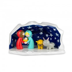Crib in Porcelain - Happy Eternity Baby - A Di Alessi A DI ALESSI AALEAGJ01W