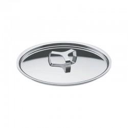 Lid 24Cm - Pots And Pans Silver - A Di Alessi A DI ALESSI AALEAJM200/24