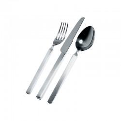 Cutlery Set 5 Pieces - Dry Silver - Alessi ALESSI ALES4180S5