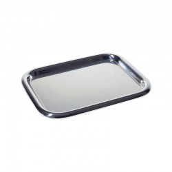 Rectangular Tray 39Cm Silver - Alessi