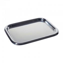 Rectangular Tray 53Cm Silver - Alessi