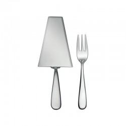 Cutlery Set 13 Pieces - Nuovo Milano Silver - Alessi ALESSI ALES5180S13