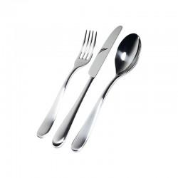 Cutlery Set 30 Pieces - Nuovo Milano Silver - Alessi ALESSI ALES5180S30