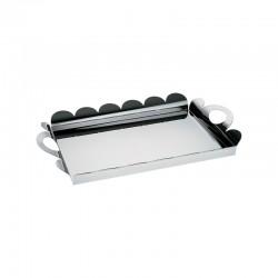 Rectangular Tray 51,5Cm - Recinto Silver - Alessi