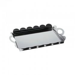 Rectangular Tray 45Cm - Recinto Silver - Alessi